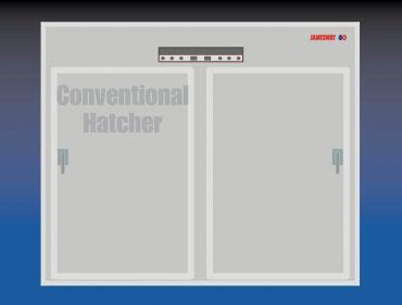 Conventional Hatcher
