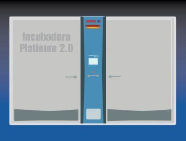 Platinum 2.0 Incubadora