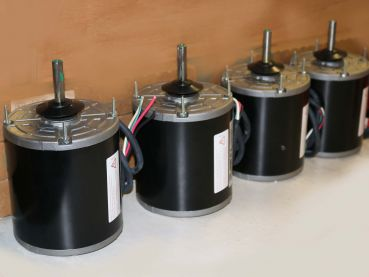 Motors/Motor Mounting