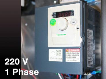 220 V 1 Phase